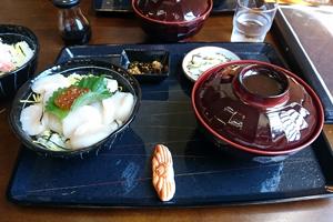紋別漁師食堂・ホタテ丼