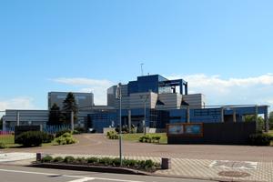 道の駅・オホーツク紋別