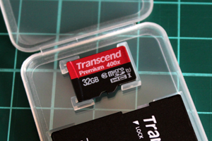 Transcend microSDHCカード 32GB Class10 UHS-I対応