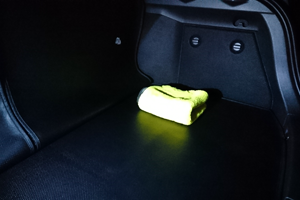 3chipFlux×6灯点灯状態