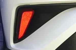 LEDリフレクター反射機能