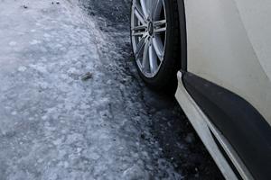 この冬、3回目のコイン洗車