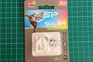 SP製メモリーカードパッケージ